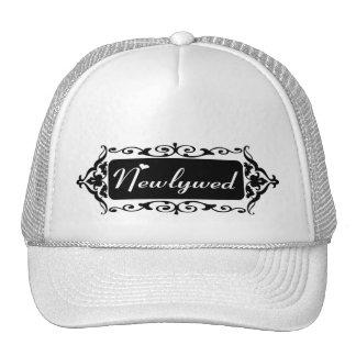 Recién casado gorra