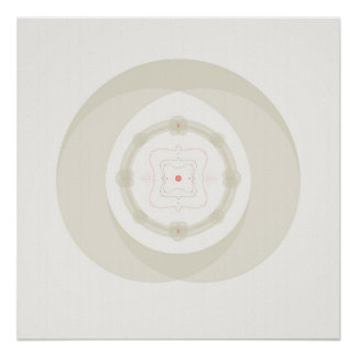 Recinto - imagen abstracta #133 posters
