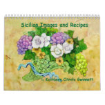 Recipe and Images of Sicily Wall Calendars