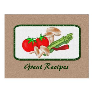 Recipe Card