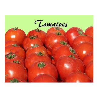 Recipe Card - Tomatoes