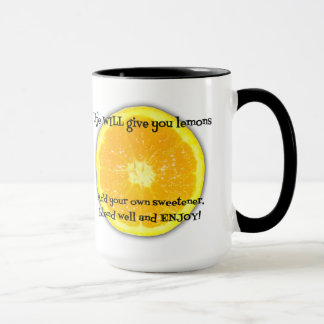 Recipe For Happiness Mug