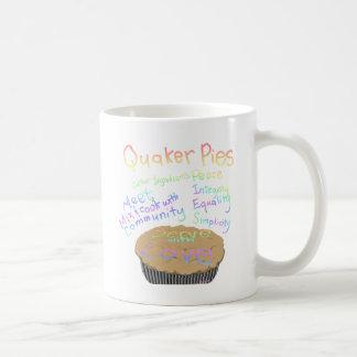 Recipe for Quaker Pies Coffee Mug
