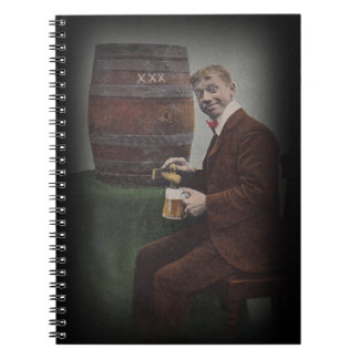 Recipe Homebrewing Beer Journal Notes Notebook