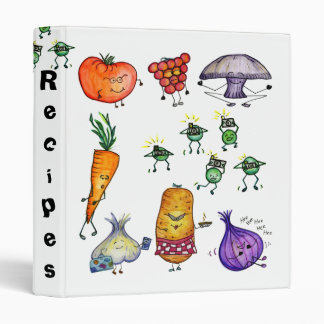 recipes binder, lunchbox bunch binder