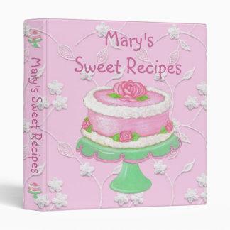 """¡Recipes~Cook dulce Book~Personalize! Carpeta 1"""""""