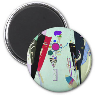 Reciprocal Accords 2 Inch Round Magnet
