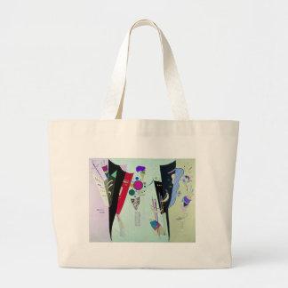 Reciprocal Accords Canvas Bags