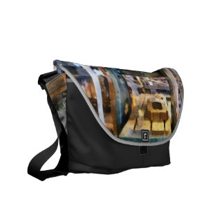 Reciprocating Flatbed Planer Commuter Bag
