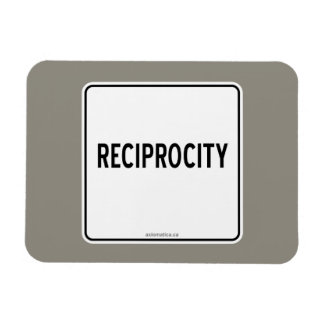 RECIPROCITY MAGNET