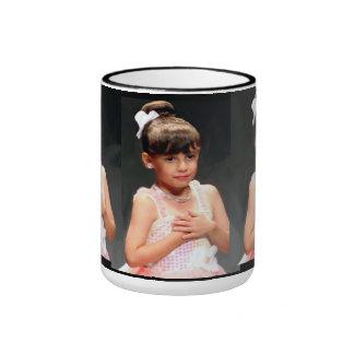 Recital Angel Coffee Mug