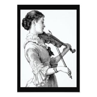 Recital Card
