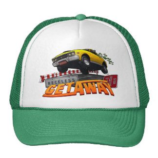 Reckless Getaway Hat