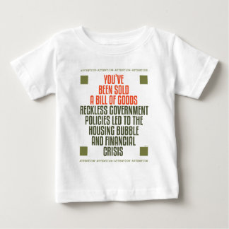 Reckless Government Policies T-shirt