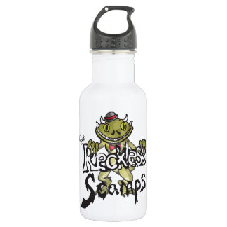 reckless scamps scamp decal stainless steel water bottle