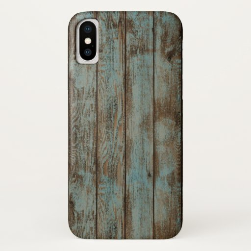 Reclaimed wood lumber wall floor cool recycle grai iPhone x case