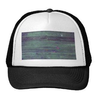 Reclaimed Wood Planks Trucker Hat