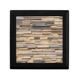 Reclaimed Wood, Sustainable Material Gift Box