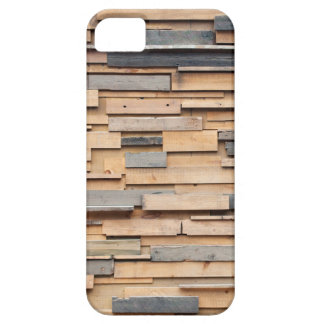 Reclaimed Wood, Sustainable Material iPhone SE/5/5s Case