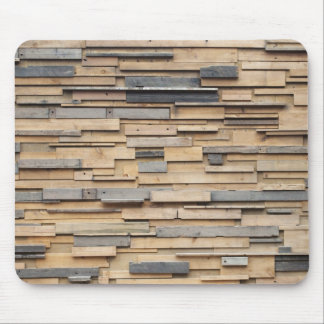 Reclaimed Wood, Sustainable Material Mouse Pad