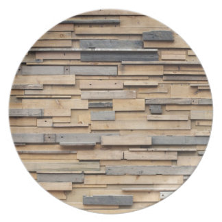 Reclaimed Wood, Sustainable Material Plates