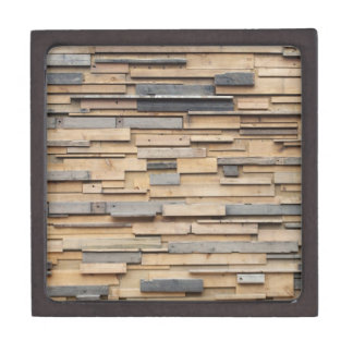 Reclaimed Wood, Sustainable Material Premium Gift Box