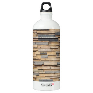 Reclaimed Wood, Sustainable Material SIGG Traveler 1.0L Water Bottle