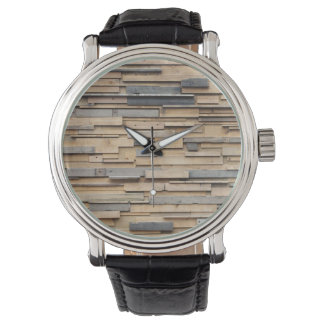 Reclaimed Wood, Sustainable Material Wrist Watch