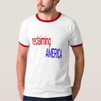 Reclaiming America T Shirt