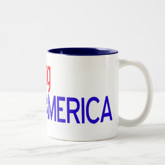 Reclaiming America Two-Tone Coffee Mug