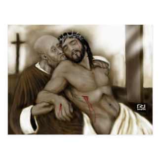 RECLAIMING THE BODY OF CHRIST ! POSTCARD