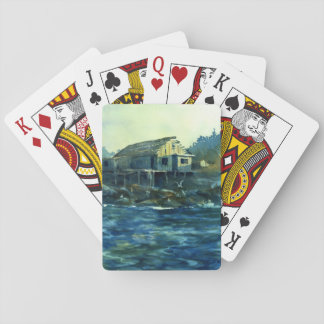 Reclamation Playing Cards