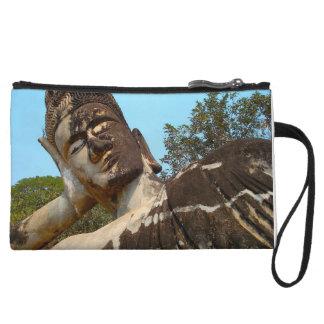 """Reclining Buddha"" Wristlet"