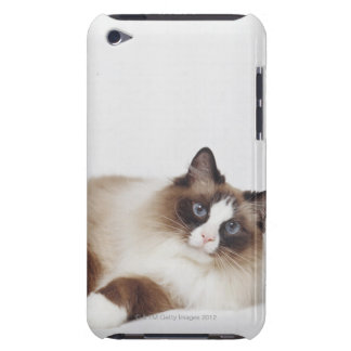 Reclining Cat iPod Touch Case-Mate Case