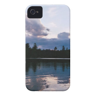 Reclining Clouds iPhone 4 Cases