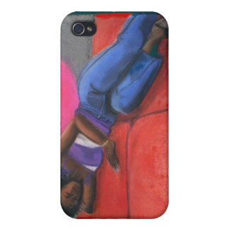Reclining iPhone 4/4S Cases