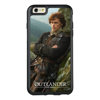 Reclining Jamie Fraser photograph OtterBox iPhone 6/6s Plus Case
