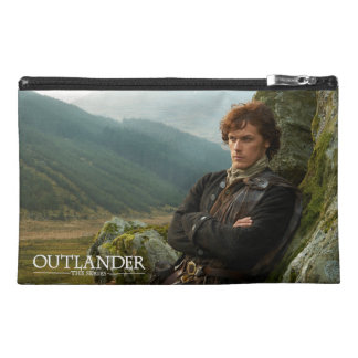 Reclining Jamie Fraser photograph Travel Accessory Bag