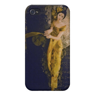 Reclining Lady iPhone 4/4S Cases