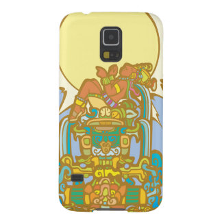 Reclining Mayan Lorf Case For Galaxy S5