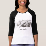 Reclining Poodle, Got poodle? Tee Shirts