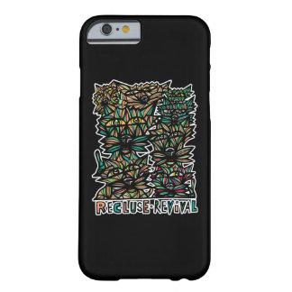 """Recluse Revival"" BuddaKats Glossy Phone Case"