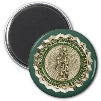Reclutador básico del Guardia Nacional del ejércit Imán