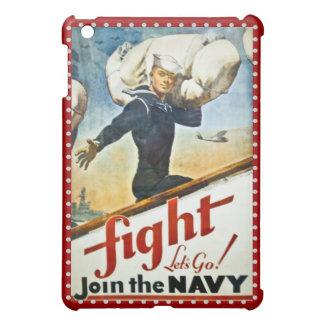 Reclutamiento de la marina de guerra del vintage