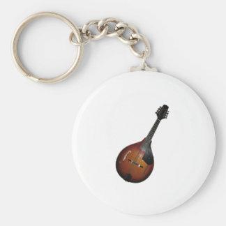 Recogedor de la mandolina llavero redondo tipo pin