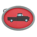 Recogida 1955 de Ford Hebilla Cinturón