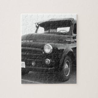 Recogida de 1952 Dodge Puzzle