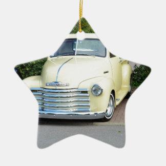 Recogida de Chevrolet del coche de carreras Adornos De Navidad