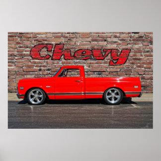 Recogida de Chevy Posters