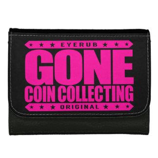 RECOGIDA de MONEDA IDA - colector de moneda raro